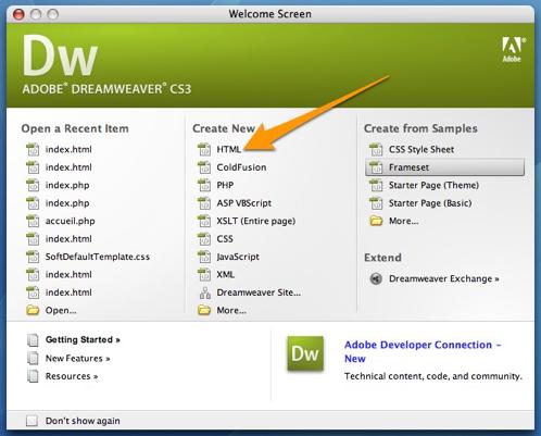 Web Authoring Software | Web Authoring